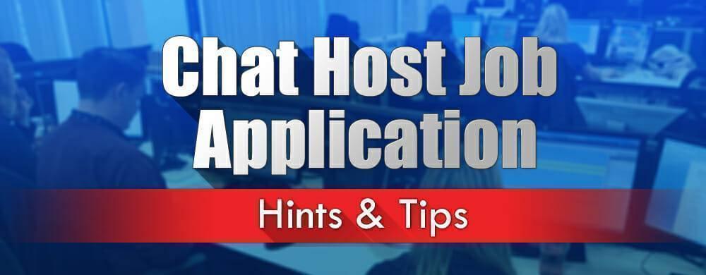 Chat-Host-Job-Application