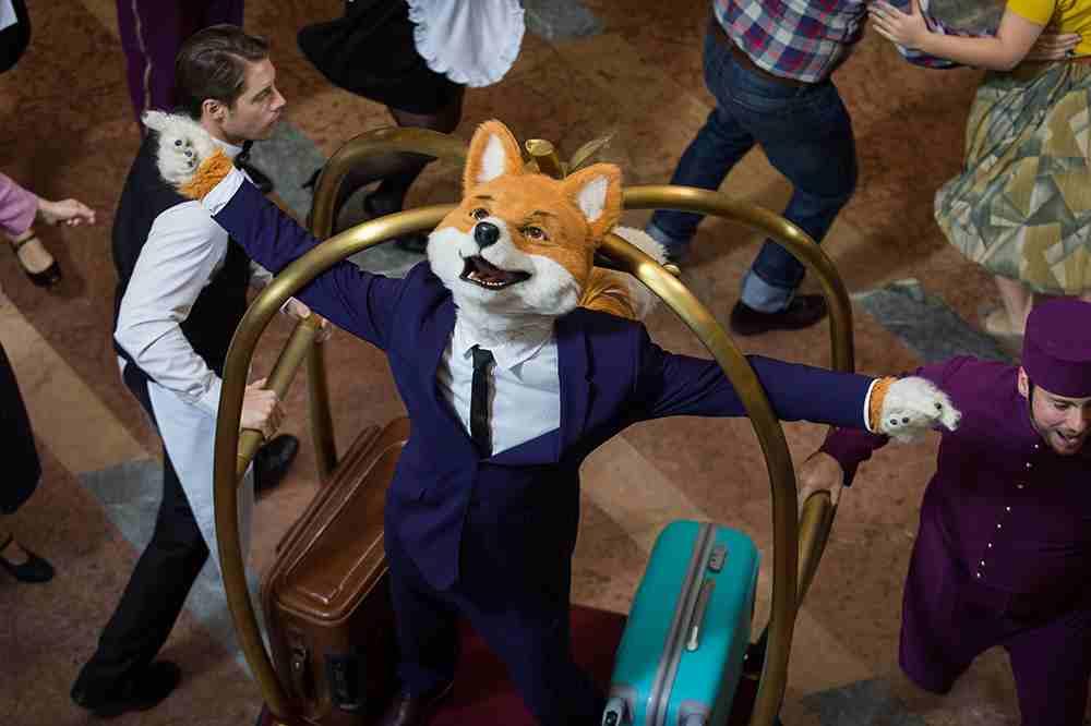 Foxy Bingo Advert image