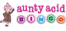 Aunty Acid Bingo Review