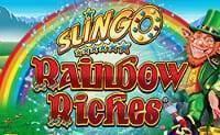 Slingo Rainbow Riches bingo