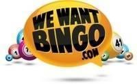 We Want Bingo Offer