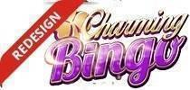 Charming Bingo redesign
