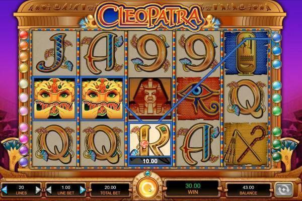 Cleopatra Online Slot
