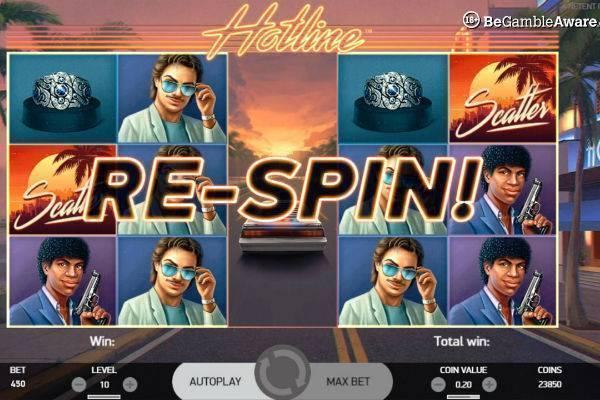 Hotline Slot Review