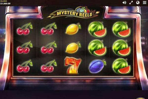 Play Mystery Reels Online Casino