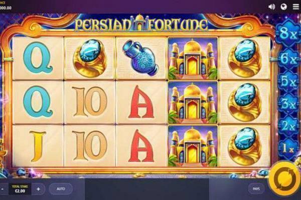 Persian Fortune Online Slot