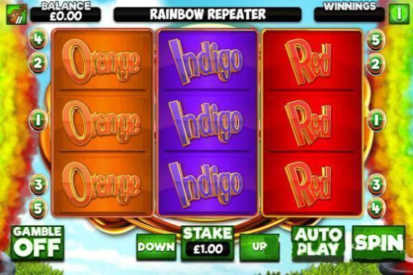 Rainbow Repeater Slot Online