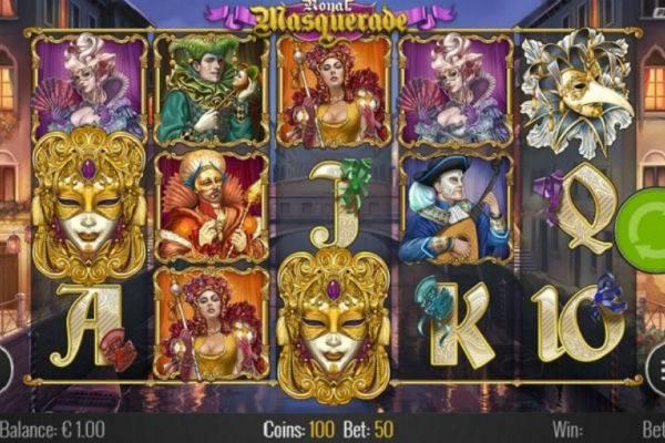 Masquerade Slot Online