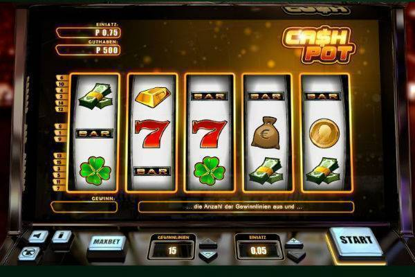 Cash Pot Slot Online