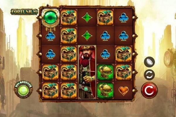 Play Fortinium Online Slot