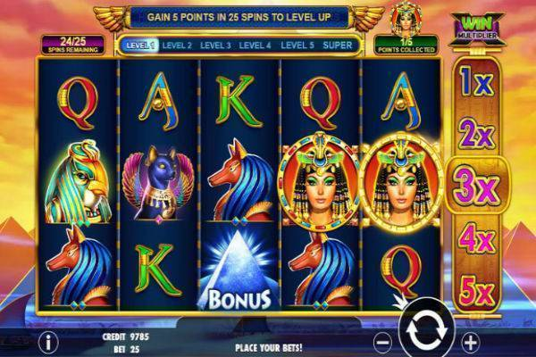 Queen Of Gold Online Slot