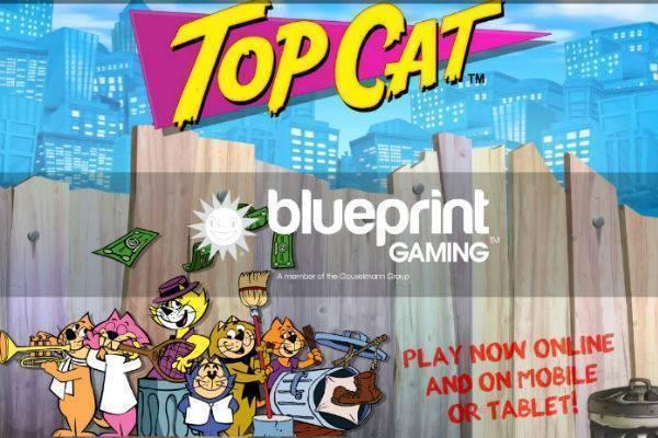 Top Cat Slot Online