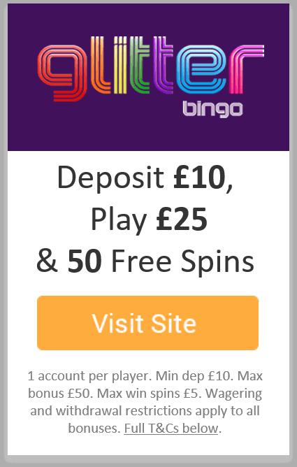 Visit Glitter Bingo