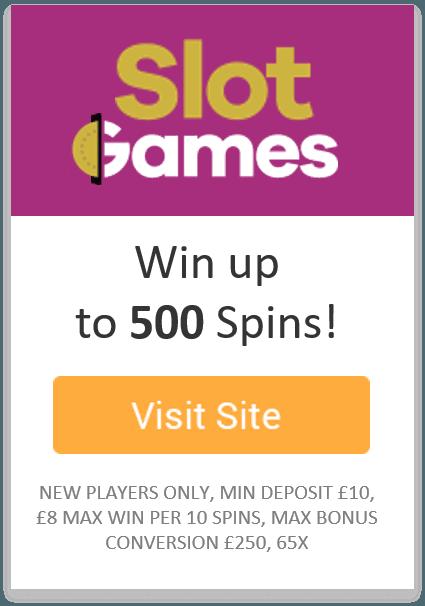 Visit Slot Games