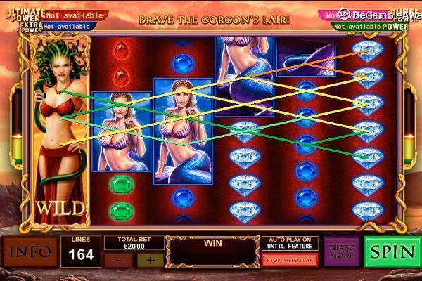 Age of the Gods - Medusa and Monsters Slot Review
