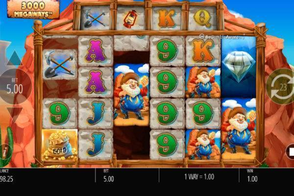 Diamond Mine Slot Review