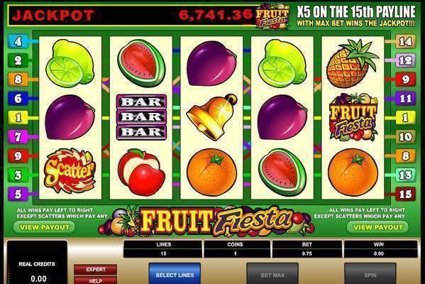 Fruit Fiesta Online Slot