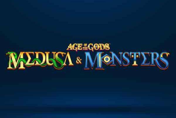 Age of the Gods - Medusa and Monsters Slot