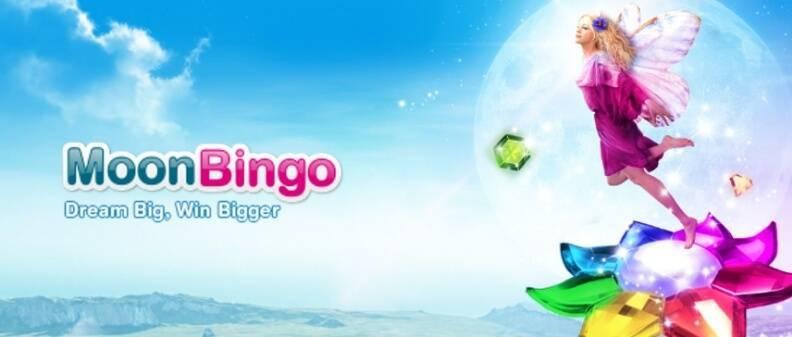 Play at Moon Bingo