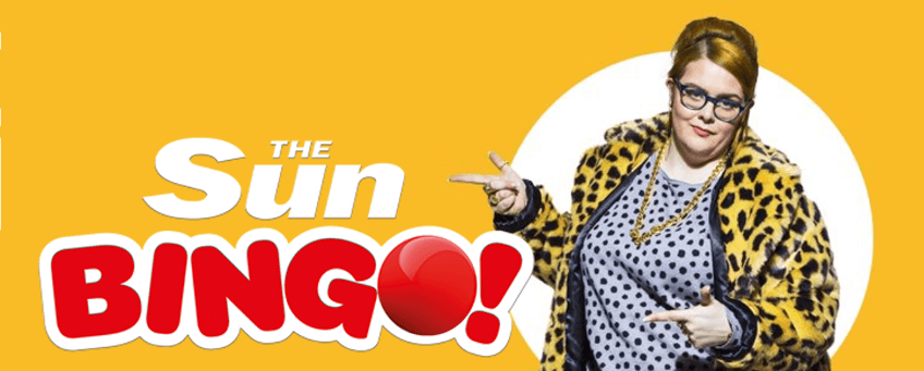 Play Bingo at Sun Bingo