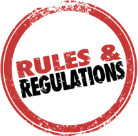 Terms Rules Regulations