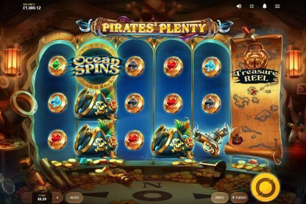 Play Pirates Plenty Slot Online