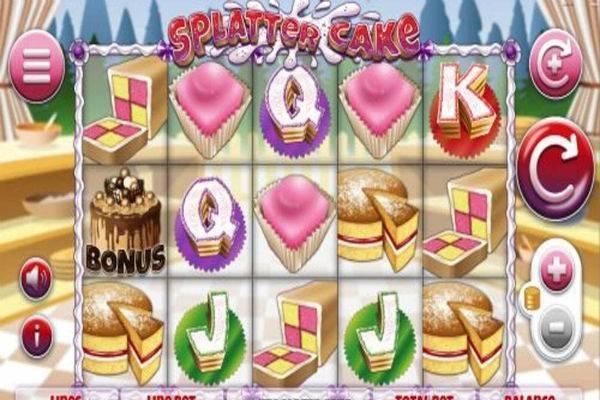 Play Splatter Cake Slot Online