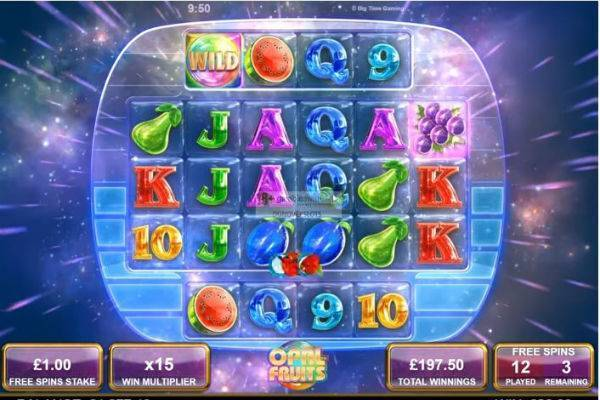 Opal Fruits Online Slot Review