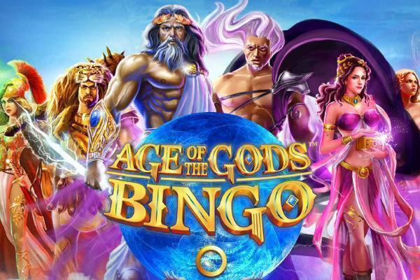 Age of Gods bingo game