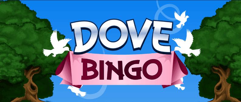 Dove Bingo - Bingo Site of the Month