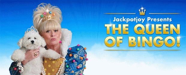 Queen of Bingo Gambling Adverts