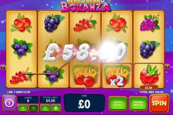 Berry Berry Bonanza Slot Review