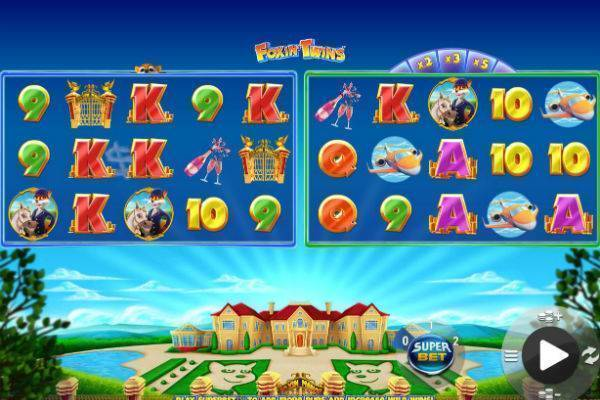 Foxin' Twins Slot Review