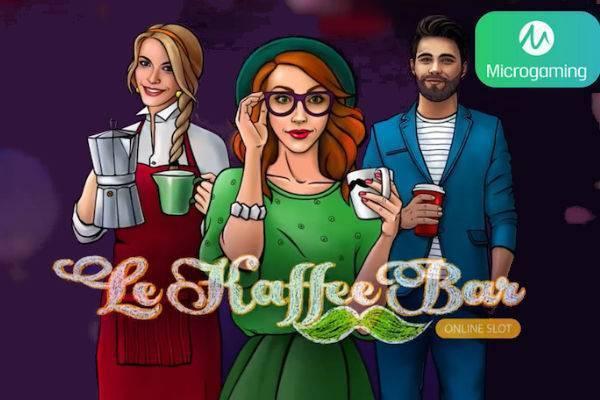 Le Kaffee Bar Slot Review