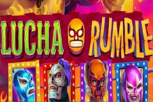 Lucha Rumble Online Slot