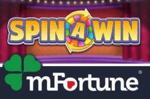 Spin A Win Game mFortune