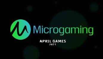 New Microgaming Slots for April