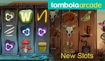 Wild Woods and Wanted Wilds Go Live at TombolaArcade